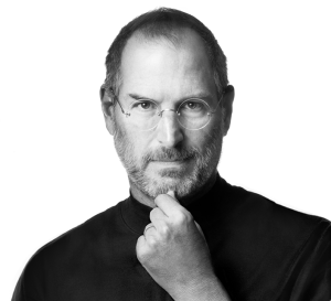 Rest in Peace Steve Jobs.  Photo from apple.com