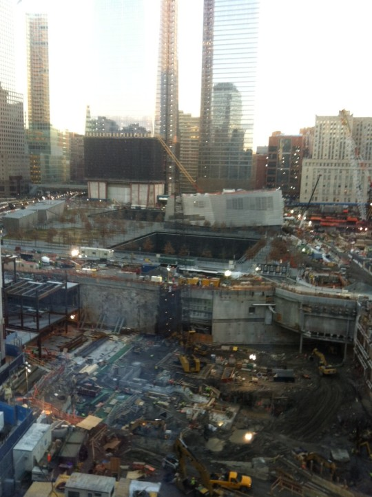 The World Trade Center Reconstruction Project and Memorials